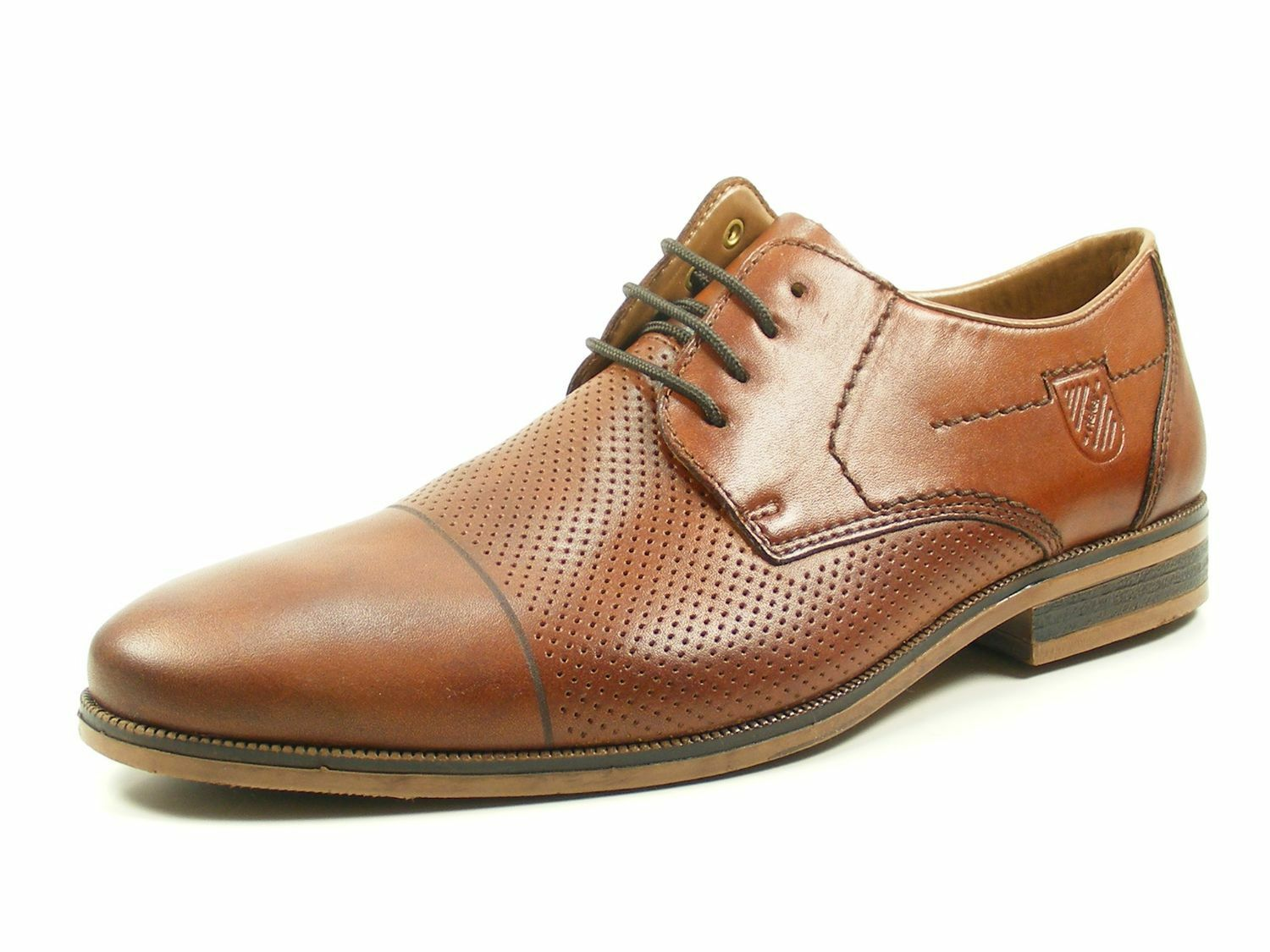 Rieker 11615-24 Chaussures Homme Basses Chaussure Lacée
