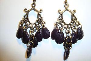 Large Long Indian~Asian Ethnic Boho Chandelier Earrings~ER117~uk ...