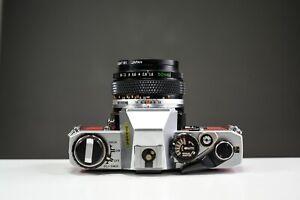 Shipment after September Olympus OM10 35mm Film Camera w/ 50mm f ...