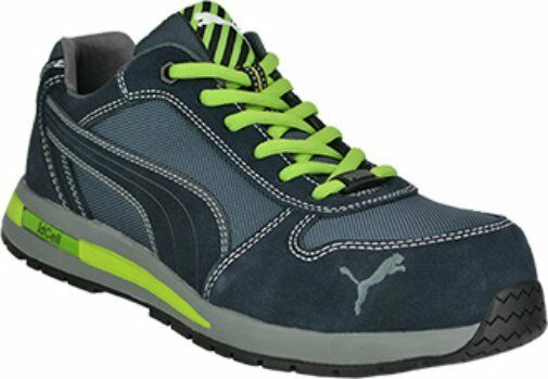 Puma Composite Toe Metal Free Wedge Sole EH Rated, Slip Resistant in 6.5 to 15