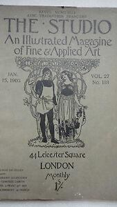 THE-STUDIO-an-illustrated-magazine-of-fine-art-amp-applied-art-jan-15-1903