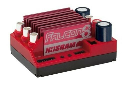Nosram falcon8 1 8 Scale Brushless Speed Control (LRP ix8)