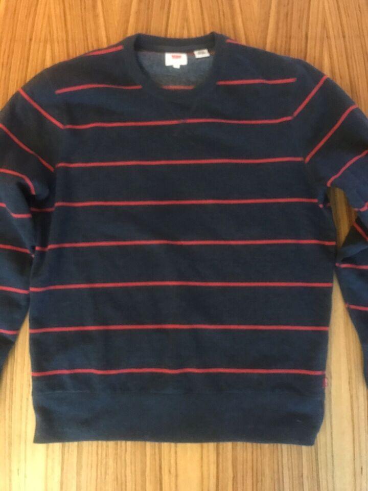 Sweatshirt, Levl's, str. L