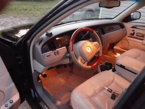 auto lincoln 2004