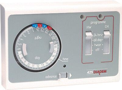 Horstmann 425 DIADEM Minuterie//Programmeur 24 H Chauffage Central minuterie
