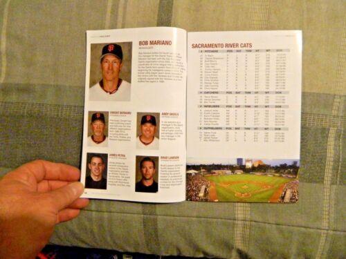 Chris Heston, Cody Hall 2015 Sacramento River Cats Program Volume 6 Issue 10