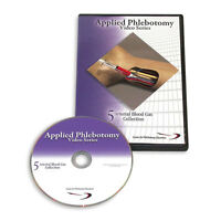 Applied Phlebotomy Dvd Series 5: Arterial Blood Gas Collection 1 Ea on Sale