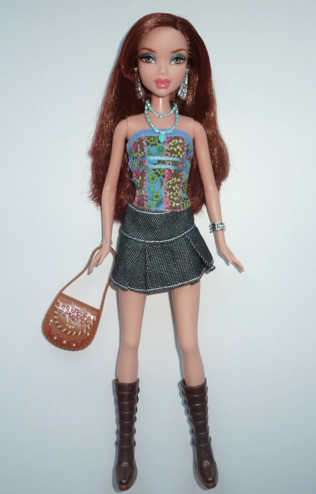 MY SCENE BARBIE Chelsea Boutique Boutique Boutique Street Doll. ed3a65