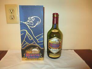 2017 Jose Cuervo Reserva de la Familia Empty Tequila Bottle & Collector's Box!
