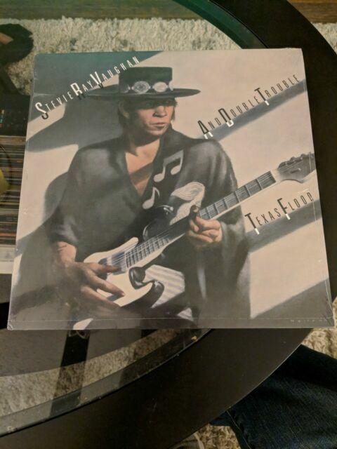 Texas Flood, Vaughan, Stevie Ray, New, Vinyl - $33.98