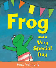 Frog and a Very Special Day by Max Velthuijs, Book, New (Paperback, 2015)