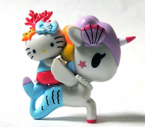 Tokidoki Hello Kitty Series 2 BB MERMICORNO Collectible Vinyl Figure DSAR0126
