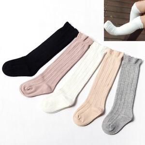 437403ef0aa KF Baby Toddler Infants Girl Ruffled Knee High Socks Tights Warmer ...