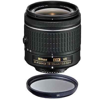 Upgraded Pro 52mm HD MC UV Filter Fits 52mm UV Filter 52 mm UV Filter Nikon AF-S DX Nikkor 18-55mm f//3.5-5.6G VR II 52mm Ultraviolet Filter