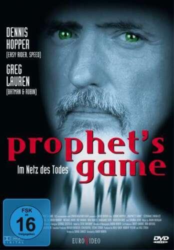 1 von 1 - Prophet`s Game - Im Netz des Todes - DVD - Neu u. OVP
