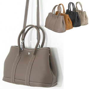 Image is loading CELEBRITY-STYLE-GARDEN-PARTY-SMALL-TOTE-SHOULDER-PURSE- cb9635c7bad04