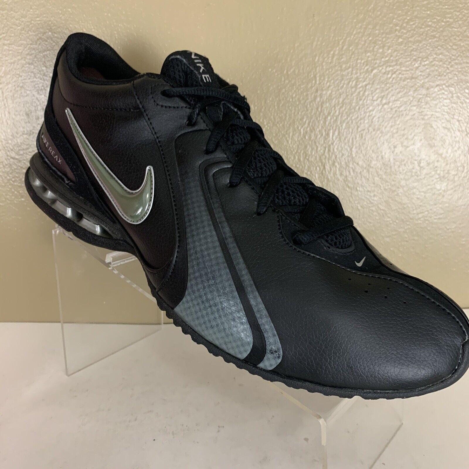 Nike Reax Men's Size 14 TR III 333765 001 Black Cross Training Sneaker Shoes