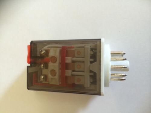 110 a-3zdt Hongfa Octal Tipo plug-in de enlace de 3 polos cambio sobre contactos hf10fh