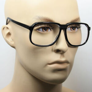 42a186d2a926 NEW READING GLASSES CLEAR GLASS NERD MEN WOMEN MAGNIFY CHEATERS ...