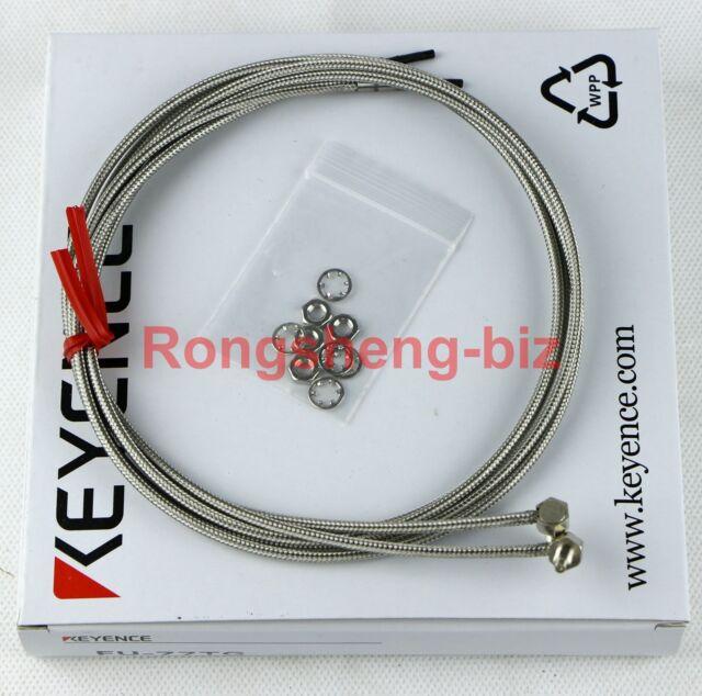1PC New FU-77TZ Keyence Fiber Optic Sensor