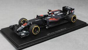 Spark-McLaren-Honda-MP4-31-Jenson-Button-2016-TM1120-1-43-NEUF