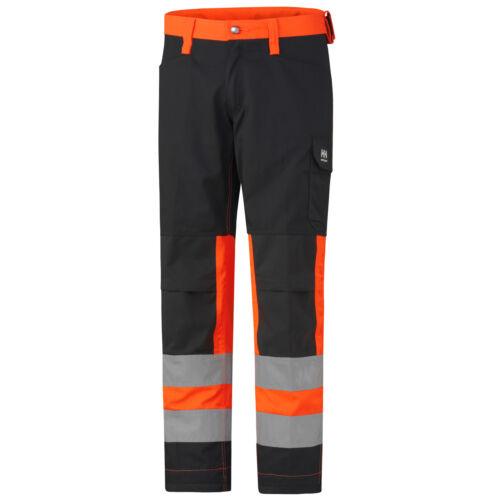 Helly Hansen Workwear York Pantalon Haute Vis Orange 76457