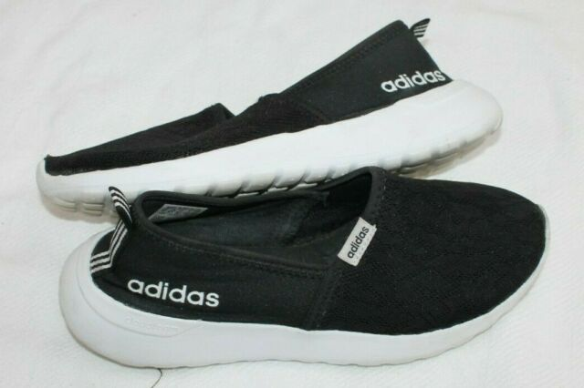 Adidas Neo Lite Racer Slip On W Casual Sneaker Women's Size 7