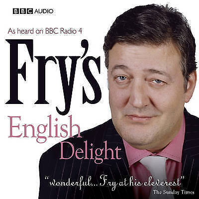 1 of 1 - Fry's English Delight by BBC Audio  (2CD-Audio Set  2009)   NEW