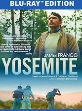 YOSEMITE (James Franco) - BLU RAY - Region Free - Sealed