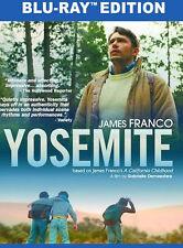 YOSEMITE (James Franco) - BLU RAY - Region Free - Sealed
