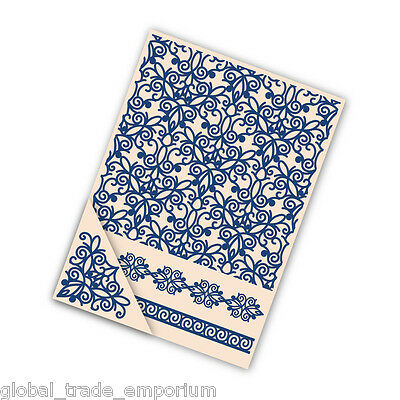 TATTERED LACE CUTTING EMBOSSING FOLDERS - ALL LATEST EMBOSS DESIGNS - YOU CHOOSE