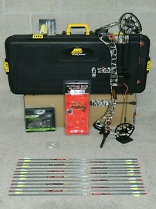 Loaded Mathews Halon 32/6 Bow Package- Most DL Available- 60 to 70 lb- Lost XD