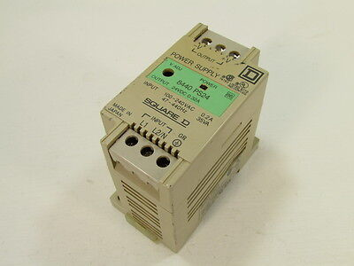 SQUARE D 8440-PS24 POWER SUPPLY 24VDC 0.32A ***XLNT***