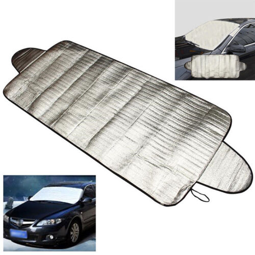 New Smart Windshield Car Windscreen Protect Cover UV Frost Sun Shade Ice Shield