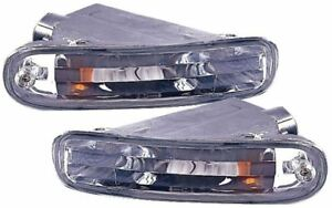 TOYOTA-CELICA-1989-1993-CRYSTAL-CLEAR-CHROME-FRONT-INDICATORS-REPEATERS