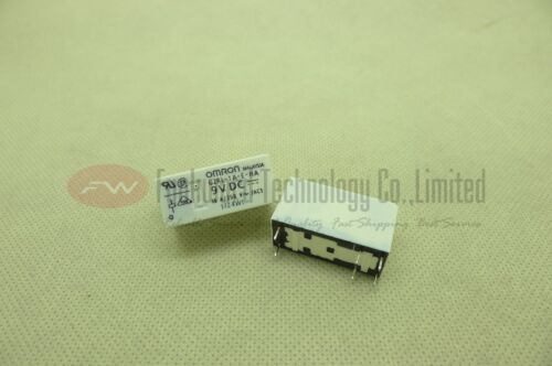 G2RL-1A-E-HA DC9 Power Relay 16A 9VDC 6 Pins x 10pcs