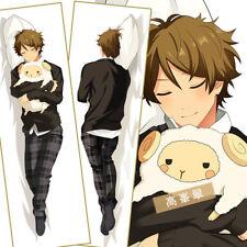 Machikado Mazoku Yoshida Yuuko Anime Dakimakura Hugging Body Pillows Case Cover