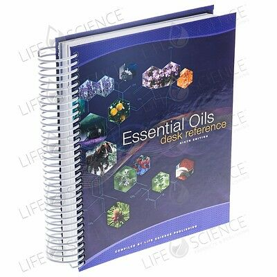 Essential Oils Desk Reference 6th Edition (2014, Hardcover)