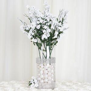 384 white silk baby breath filler flowers wedding flowers image is loading 384 white silk baby breath filler flowers wedding mightylinksfo