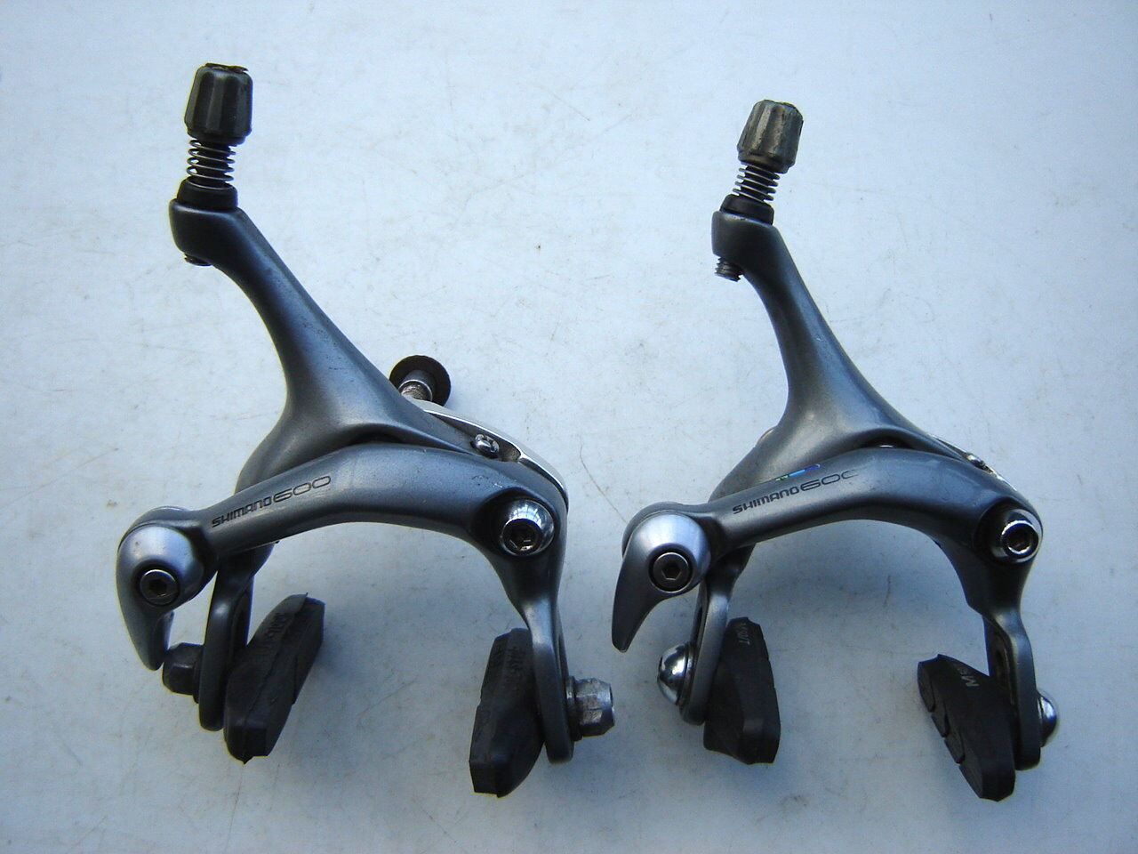 SHIMANO 600 ULTEGRA  BR-6403 BRAKE CALIPERS - 1987 - VGC  for cheap