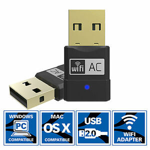 600Mbps-Dual-Band-2-4Ghz-5Ghz-USB-WiFi-Dongle-AC600-Wireless-Network-Adaptor