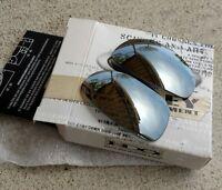 Oakley Juliet Slate Iridium Lenses Authentic Replacement Authentic Custom Cut