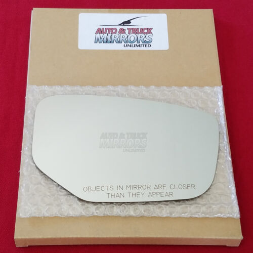 NEW Mirror Glass Fits 08-12 Honda Accord Passenger Right Side RH