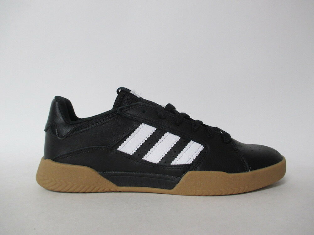 adidas Nizza homme Green blanc Canvas & Synthetic Trainers - 10 UK