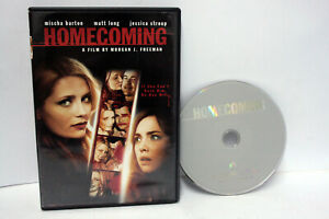 HOMECOMING-MORGAN-J-FREEMAN-PARAMOUNT-2010-FILM-DVD-USATO-BUONO-STATO-65180