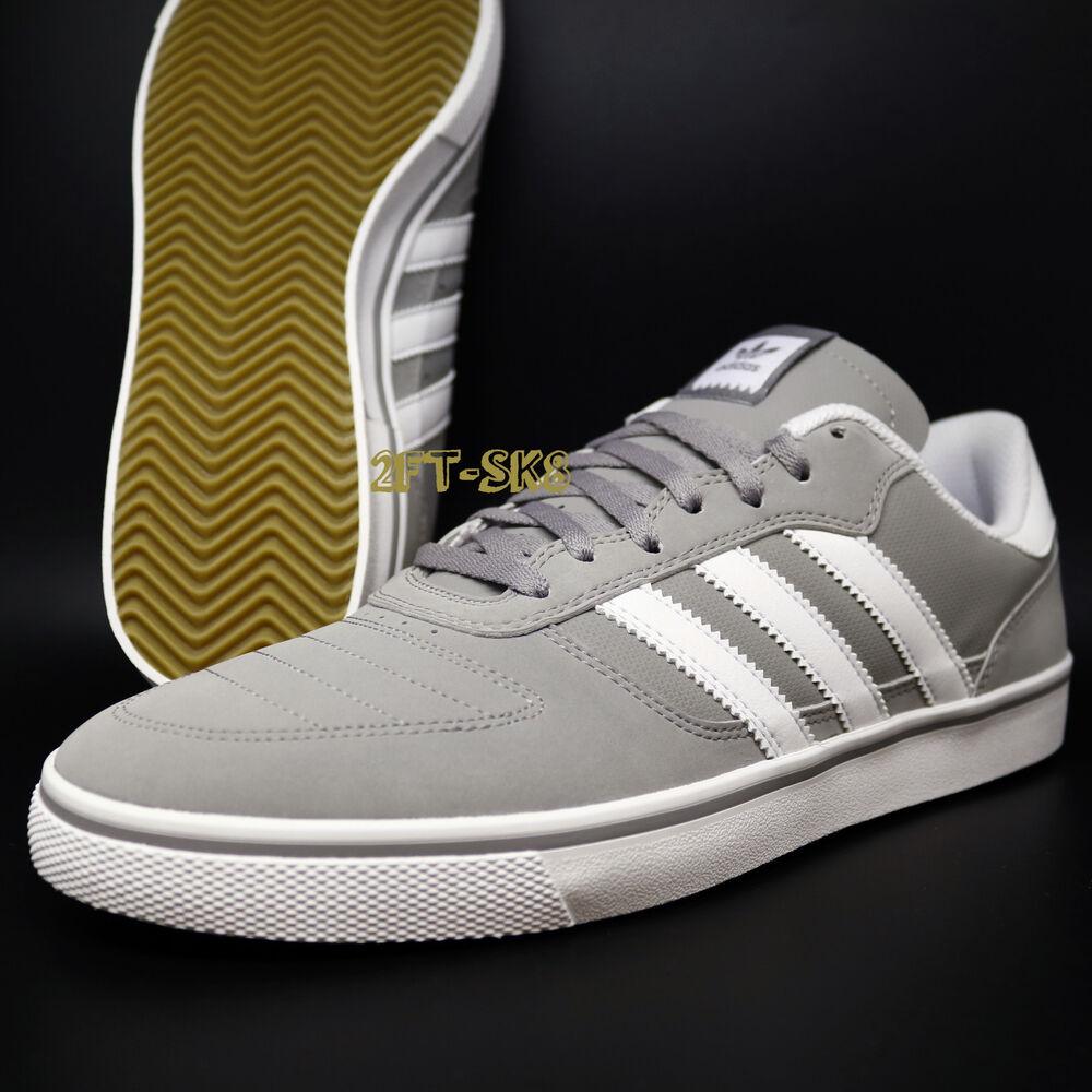 ADIDAS COPA VULC Gris blanc homme SKATE chaussures // S8922.157