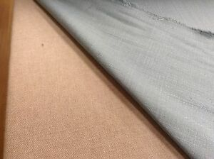 "French Vintage Ballon Race Blue//beige 140cm//54/"" Curtain//Craft Fabric"