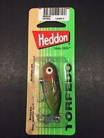 Heddon Tiny Torpedo 1 7/8 1/4oz Perch X0360l