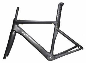 Toseek-Full-Carbon-Road-Bike-Frame-BSA-700C-48-51-54-56cm-Racing-Bike-Frameset