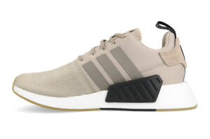 fbb159a0208f ADIDAS ORIGINALS NMD R2 BOOST BY9916 TRACE KHAKI TAN SIMPLE BROWN ...